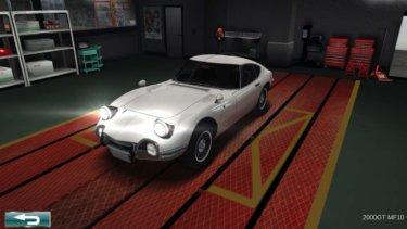 ドリスピ 全車種図鑑:2000GT MF10