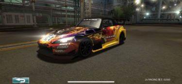 ドリスピ 全車種図鑑:J's RACING 魔王 S2000