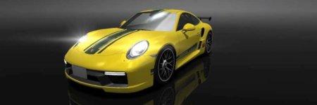 ドリスピ 全車種図鑑:911 TurboS 991