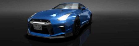 ドリスピ 全車種図鑑:[XD]NISSAN GT-R Premium edition MY20 (R35)